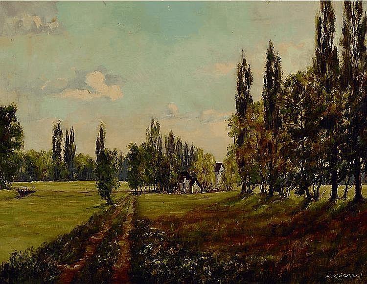 Correll, Hermann, 1905-1976 Neustadt/Wstr., Am