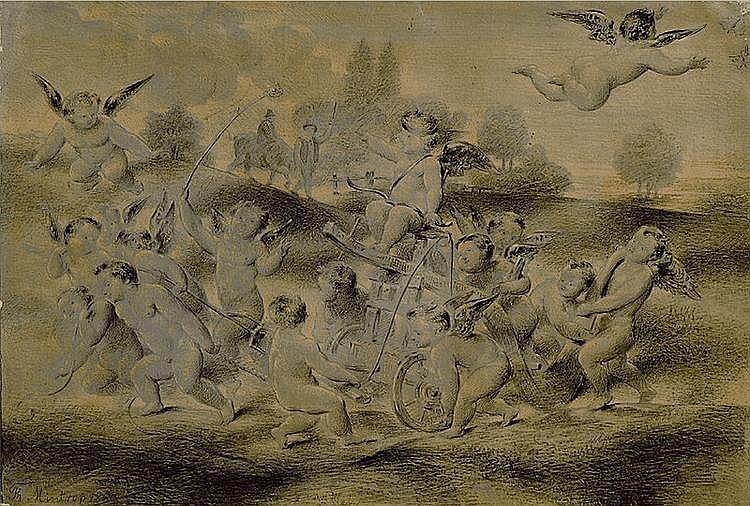 Mintrop, Theodor, 1814 Heidhausen - 1870