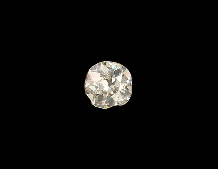 Loose old cut diamond