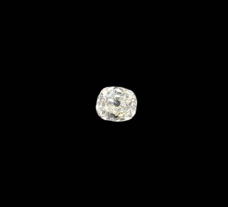 Loose oval old cut-diamond approx. 0.45 ct