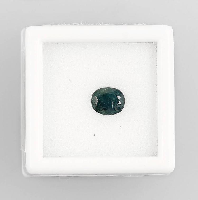 Translucent alexandrite approx. 0.74 ct