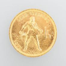 Gold coin, 10 ruble, 1 Tscherwonez, Russia
