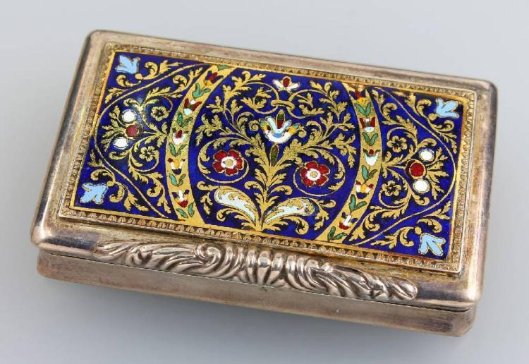 Snuff box, Vienna approx. 1830 - 1860