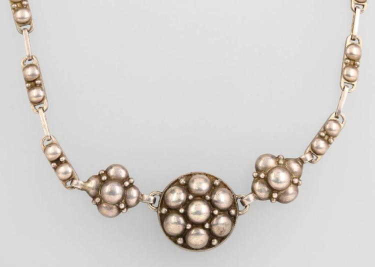 Necklace, THEODOR FARHNER, approx. 1920s