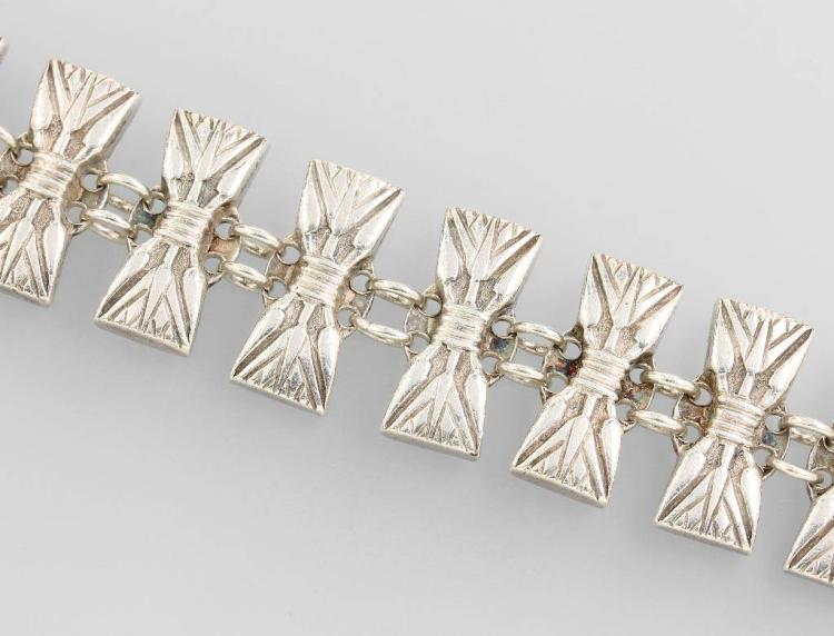 Bracelet HANS HANSEN, Denmark silver 925