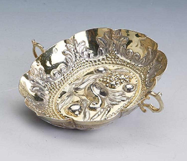 Brandy bowl, german Augsburg approx. 1770/80