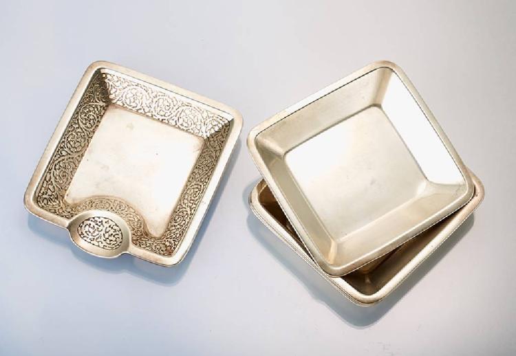 Set, TIFFANY & Co., America approx. 1940, silver 925