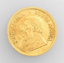 Gold coin, Kruegerrand