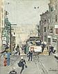 MEAD SCHAEFFER (American 1898 - 1980) Saturday, Mead Schaeffer, Click for value
