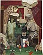MEAD SCHAEFFER (American 1898 - 1980) The Chisholm, Mead Schaeffer, Click for value