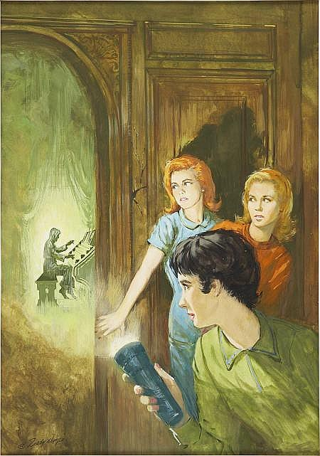 Nancy Drew Lot Of 12 Books