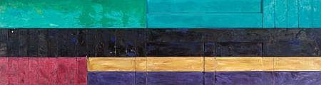 BRUCE ROBBINS (American, b. 1948) Door, 1979 Assemblage