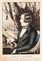 NATHANIEL CURRIER (American, 1813-1888) Thomas F. Meagh