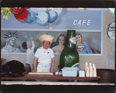 MARIO ALGAZE (American/Cuban, b. 1947)