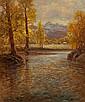 ROBERT WILLIAM WOOD (American, 1889-1979) River Landsca