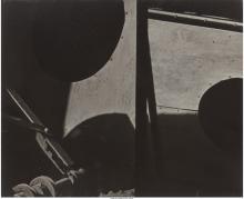 Ralston Crawford (American, 1906-1978) Boiler, 1940 Gelatin silver, printed late