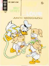 Disney Studios (American, 20th Century) Huey, Dewey and Louie Original animation