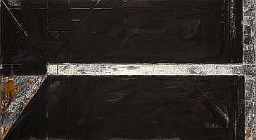 BRUCE ROBBINS (American, b. 1948) Bridge Variation 7, 1