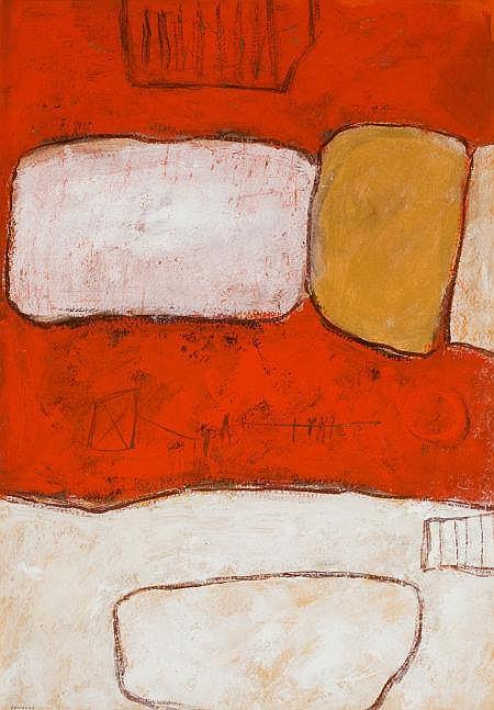 ARCANGELO IANELLI (Brazilian, 1922-2009) Untitled, 1968