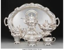 2018 April 25 Silver & Vertu Signature Auction - Dallas #5348