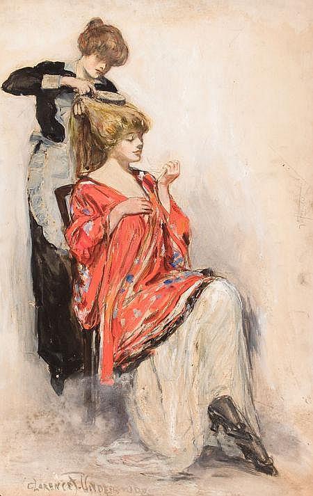 CLARENCE F. UNDERWOOD (American, 1871-1929)