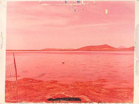MATTHEW BRANDT (American, b. 1982) Indian Tom Lake, CA