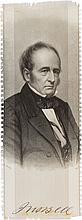 John Bell: An 1860 Silk Campaign Ribbon with Brady Port