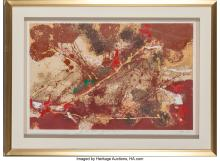 Lot 21101: Dan Houston (American, 20th Century) We are Bound by our Roots, 2007 Mixed media