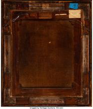 Lot 21162: Studio of Sir Godfrey Kneller (British, 1646-1723) A portrait of a gentleman, tr