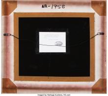 Lot 21161: Paulémile Pissarro (French, 1884-1972) Un Matin d'Hiver Pastel on paper 9-3/4 x