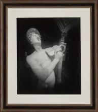 Lot 21209: Adam Fuss (British, b. 1961) Untitled (Classic Violin Player), 1985 Gelatin silv