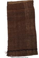 Lot 21252: A Belouch Textile Bag, Balochistan, Pakistan, early 20th century 35-1/2 x 19-1/2