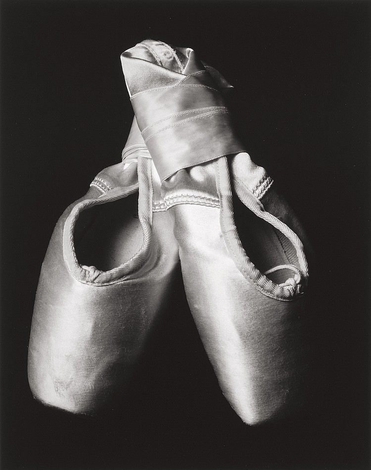 ROD DRESSER (American, 1933-2011) Ballet Shoes, Carmel,