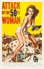 Attack of the 50 Foot Woman (Allied Artists, 1958). One
