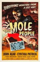 The Mole People (Universal International, 1956). One Sh