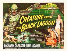 Creature from the Black Lagoon (Universal International