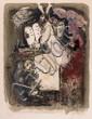 MARC CHAGALL (Belorussian, 1887-1985) Le songe du peint