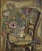 SEI KOYANAGUI (Japanese 1896-1996) Still Life with