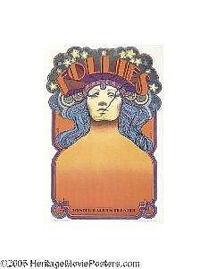 [ Movie Posters ] Follies (Aircraft Litho, 1971)) Theater Poster (25