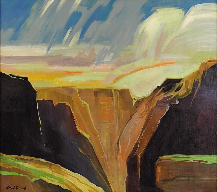 DOEL REED (1895-1985)