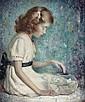 MURRAY PERCIVAL BEWLEY (British, 1884-1964) Goldfish Oi