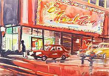LUIS ENRIQUE CAMEJO (Cuban, b. 1971) Market, 2003 Water