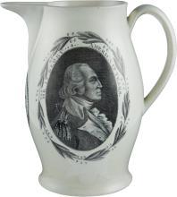 George Washington: Perhaps the Nicest Liverpool Mournin
