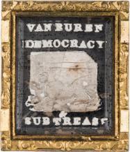 Martin Van Buren: The Rarest Variety of