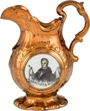 William Henry Harrison: Outstanding Large-size Copper L