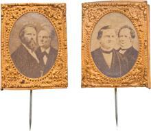 Hayes & Wheeler and Tilden & Hendricks: Matching Gem Al