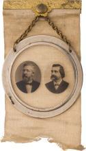 Blaine & Logan: Photographic Jugate on Glass Ribbon Bad