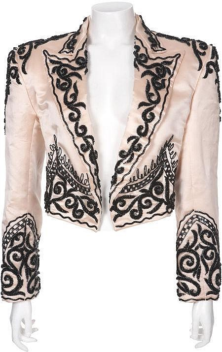 Cher's Silk Jacket by Bob Mackie.