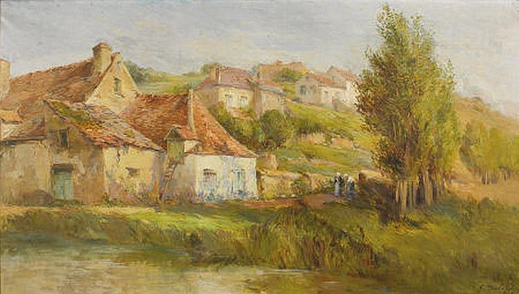 GEORGES DELOY (French 1856-died after 1930)
