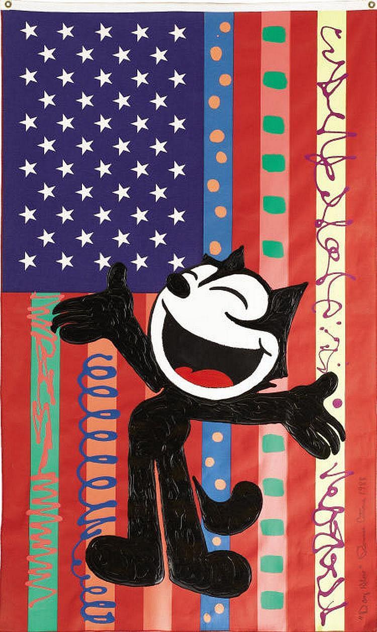 RONNIE CUTRONE (American 1948 - ) Day Glow , 1988